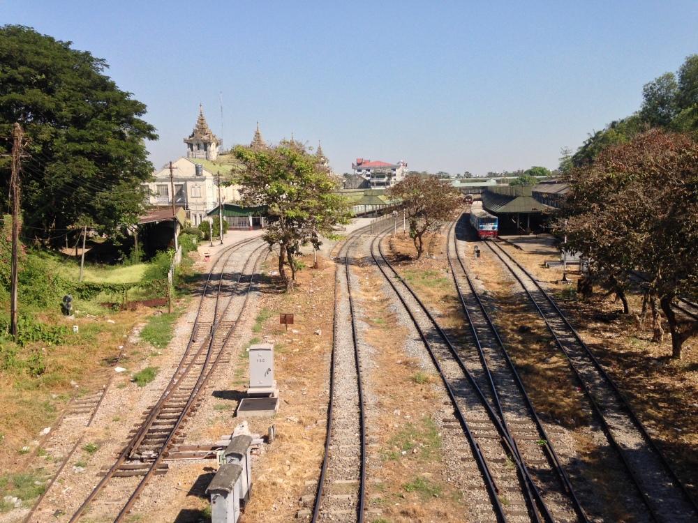 Circular Train Ride