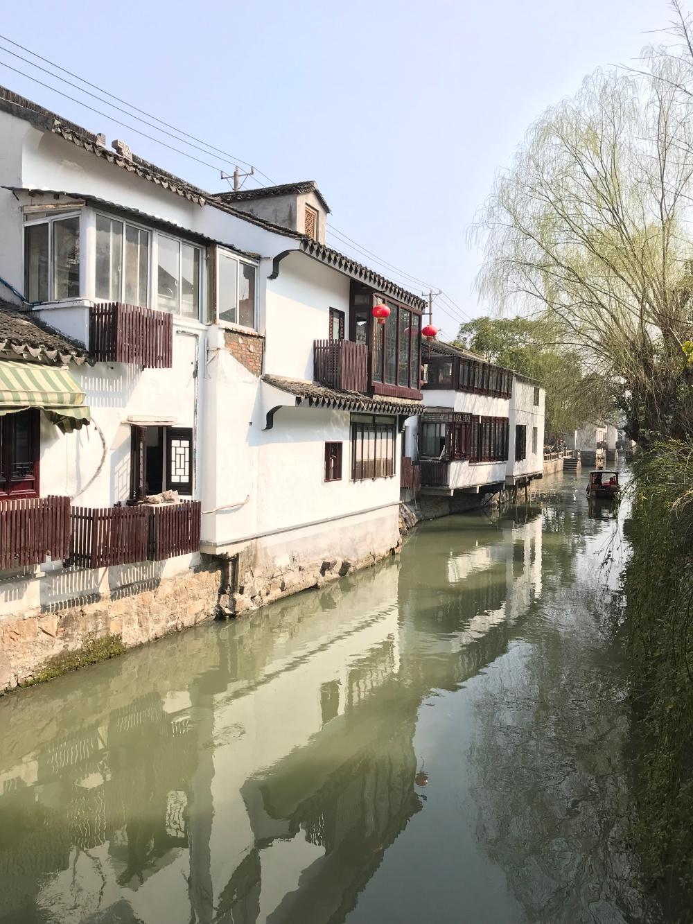 Suzhou's Old Town