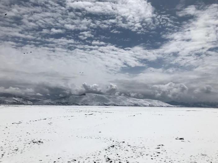Shangri-La, Napa lake