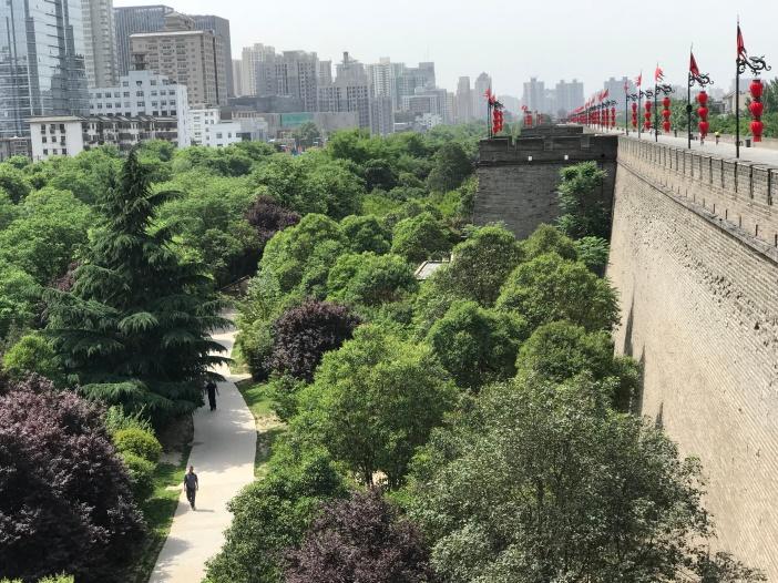 Xi'Ans Wall
