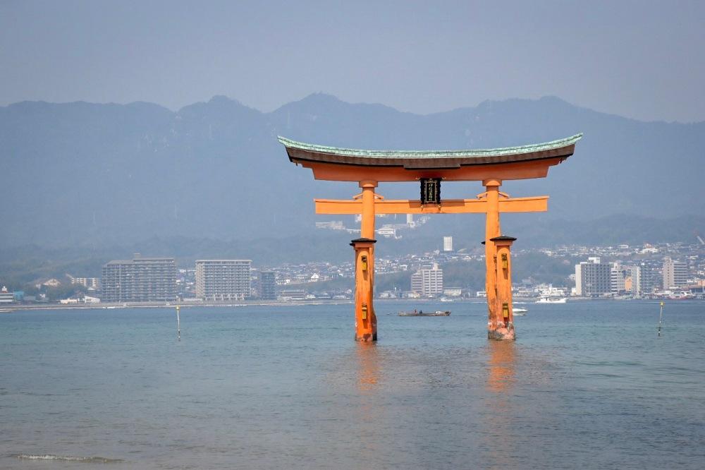 Itsukushima Shinto Shrine on Miyajima Island