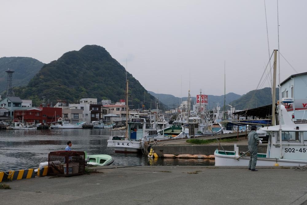 Shimoda Harbour