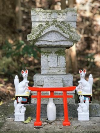 伊古奈比咩命神社(白浜神社)