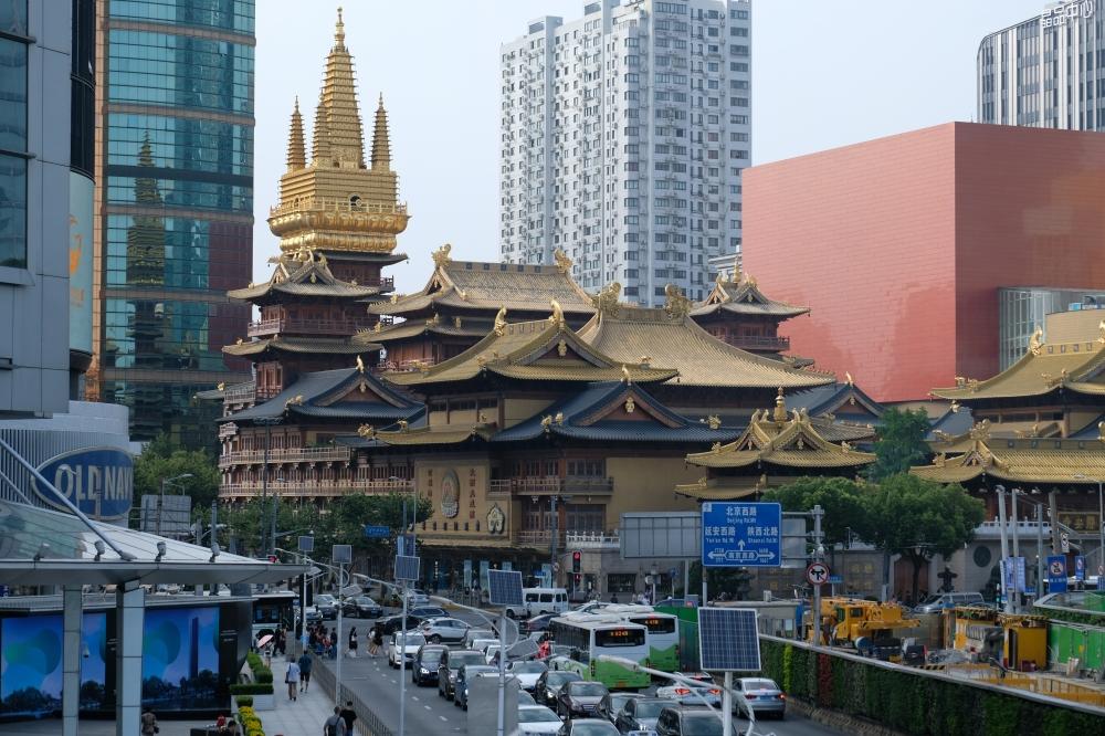 Jing'An Temple (Shanghai)