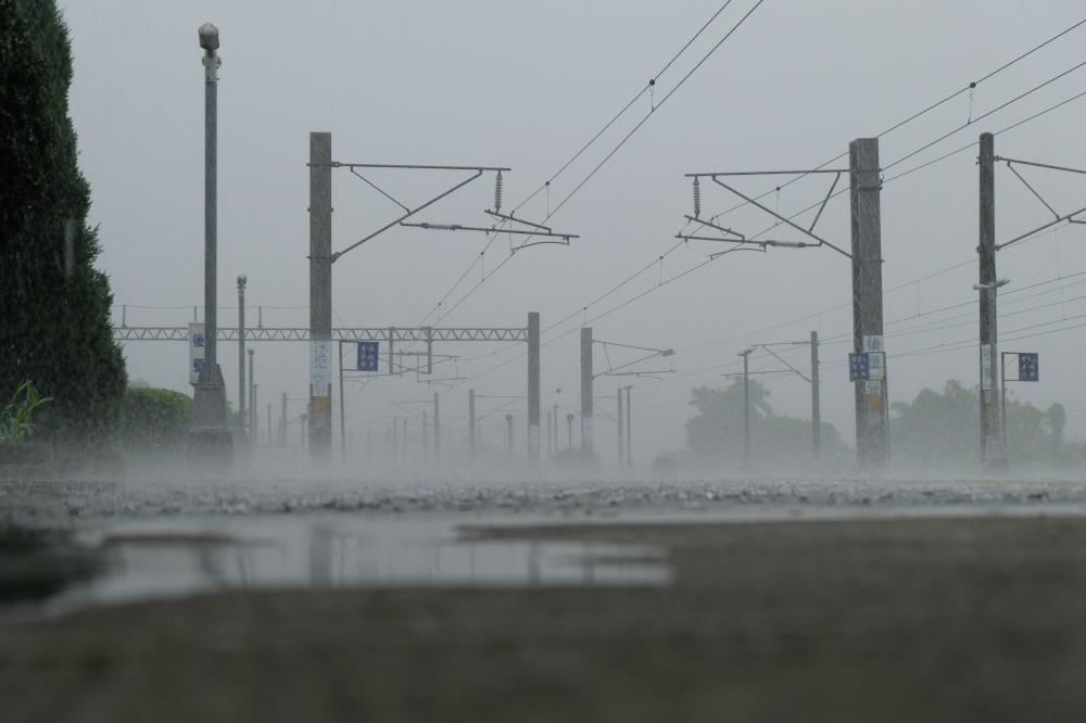 Taiwan's typhoons