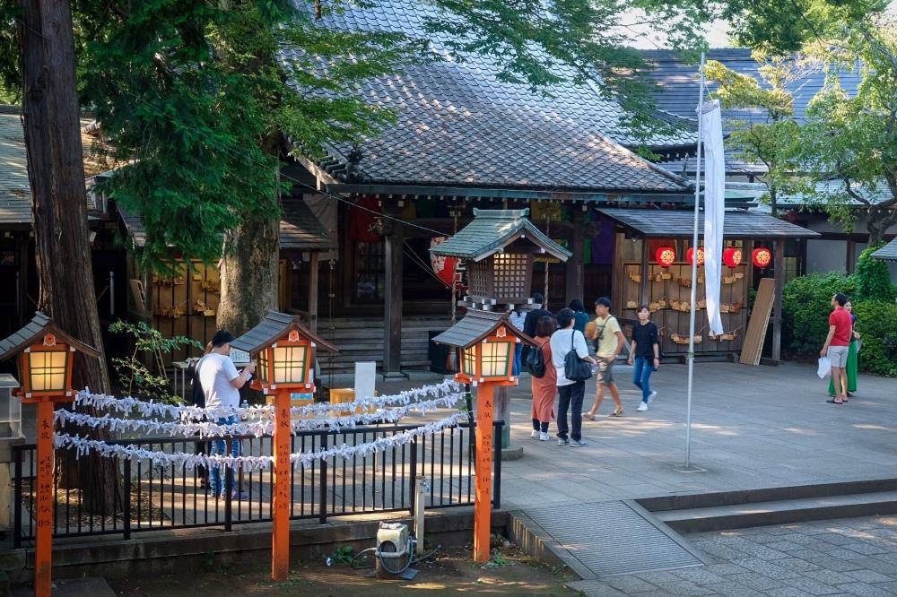 Todoroki Valley Fudoson Temple