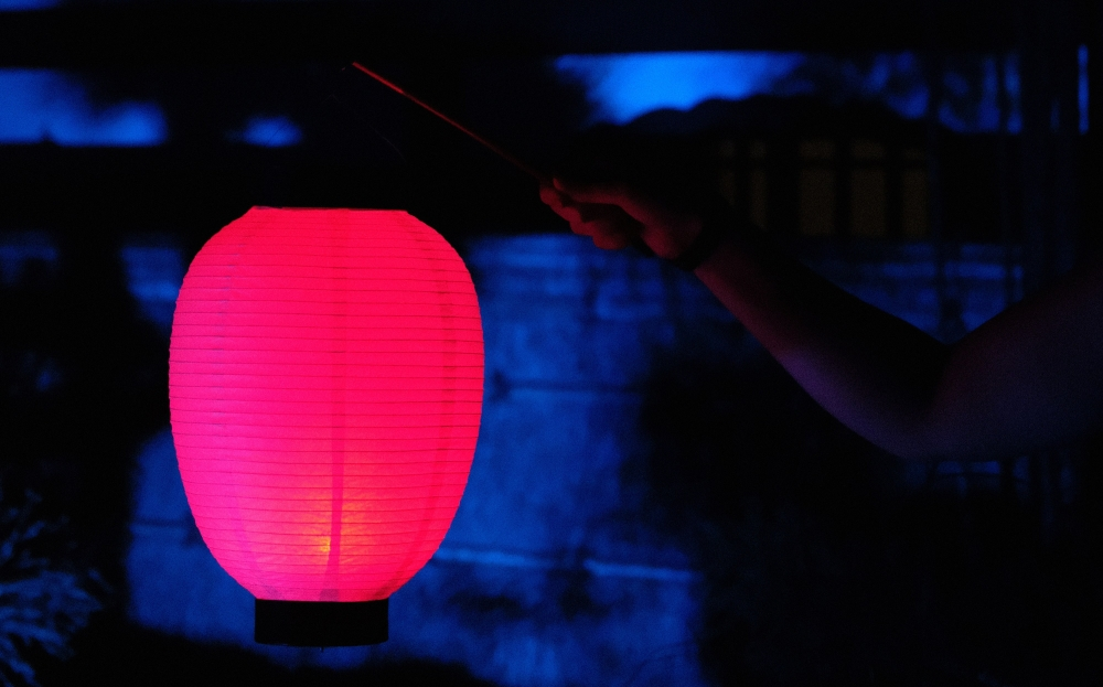 Lantern Festival in Kamakura