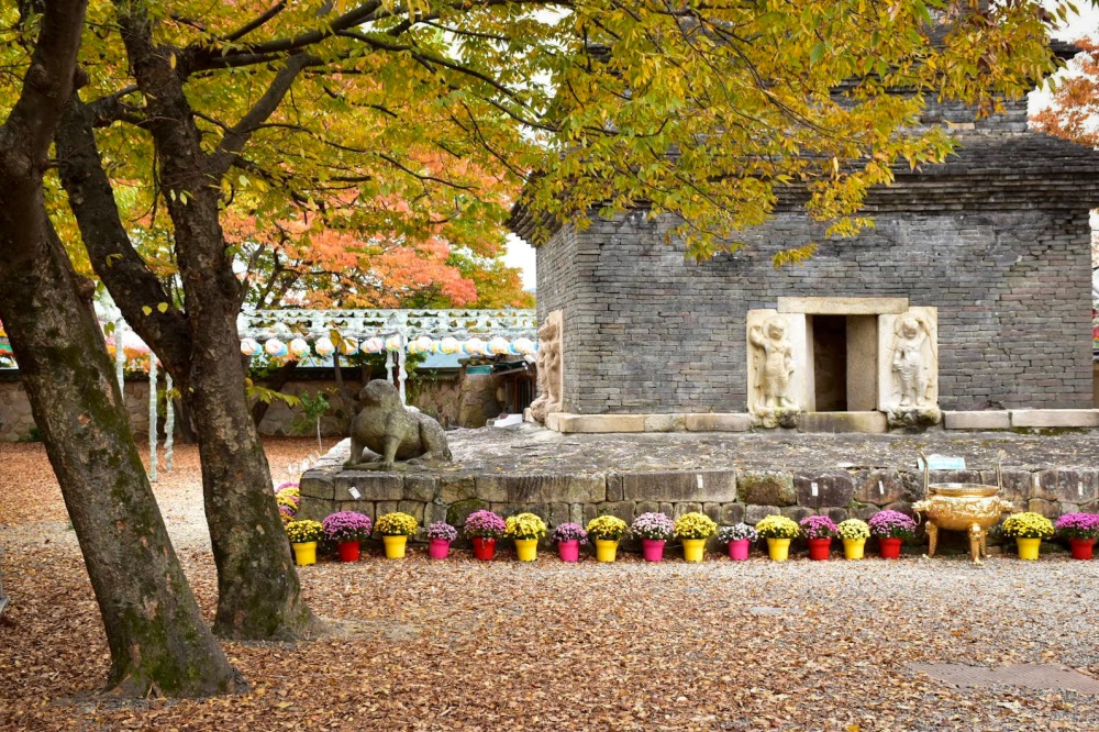 Bunhwangsa Temple, Gyeongju, South Korea